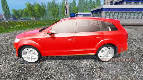 Audi Q7 для Farming Simulator 2015