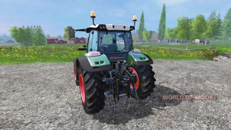 Hurlimann XM 4Ti v1.0.2.1 для Farming Simulator 2015