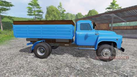 ГАЗ-53 [pack] v1.1 для Farming Simulator 2015