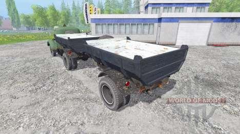 ЗиЛ-585Л ММЗ для Farming Simulator 2015