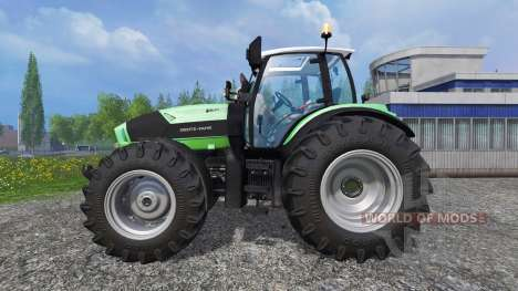 Deutz-Fahr Agrotron L730 v1.1 для Farming Simulator 2015