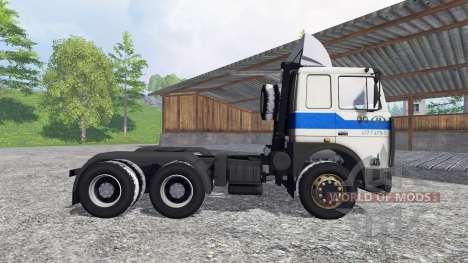 МАЗ-642208 v1.5 для Farming Simulator 2015