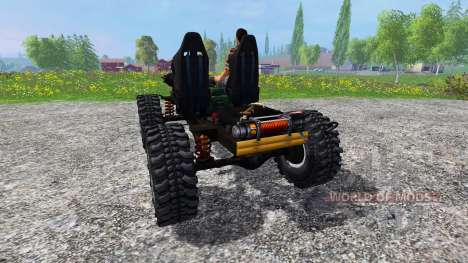 Land Rover Defender 90 [trial] для Farming Simulator 2015