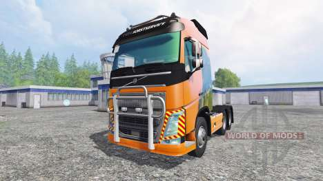 Volvo FH16 2012 для Farming Simulator 2015