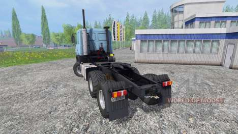 МАЗ-64229 для Farming Simulator 2015
