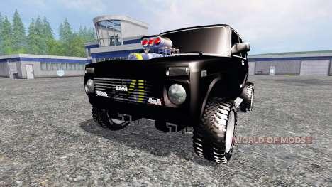 ВАЗ-21214 Нива для Farming Simulator 2015