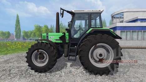 Deutz-Fahr AgroStar 4.71 для Farming Simulator 2015