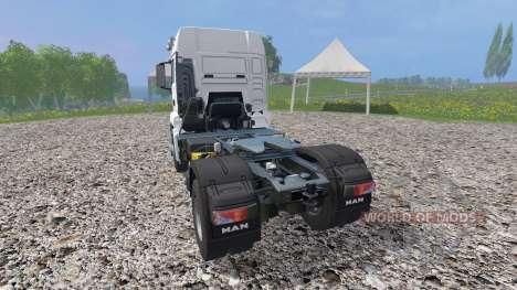 MAN TGS 18.680 для Farming Simulator 2015
