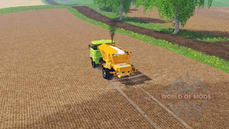 IFA W50L [fertilizer] для Farming Simulator 2015