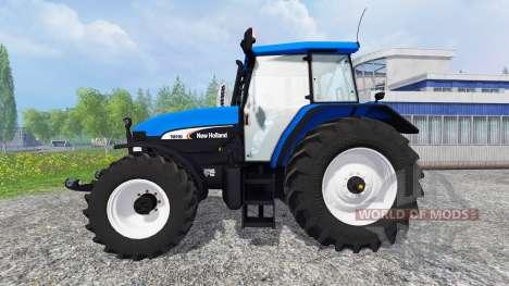 New Holland TM 190 для Farming Simulator 2015