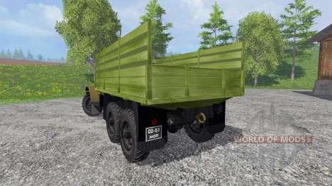 ЗиЛ-157 для Farming Simulator 2015