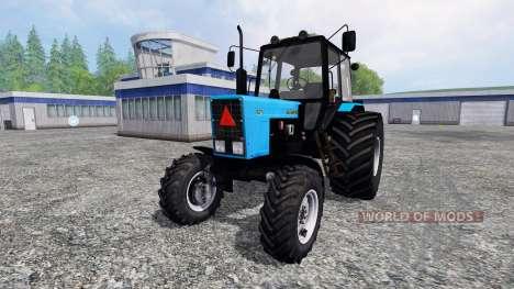 МТЗ-82.1 Беларус v2.3 для Farming Simulator 2015