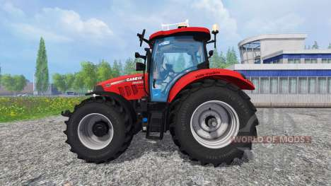 Case IH Maxxum 140 для Farming Simulator 2015