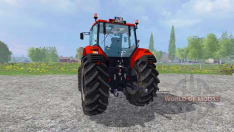 Zetor Forterra 140 HSX [razer edition] для Farming Simulator 2015