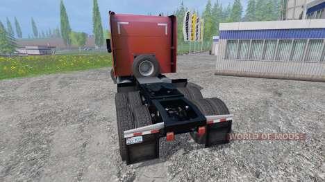 Peterbilt 379 2007 для Farming Simulator 2015