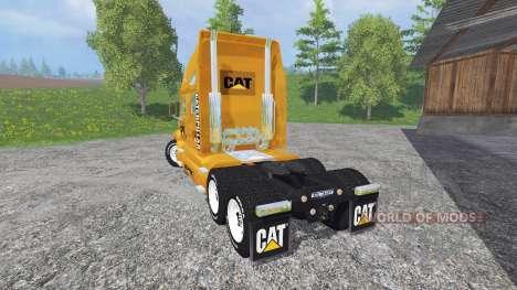 Kenworth T2000 для Farming Simulator 2015