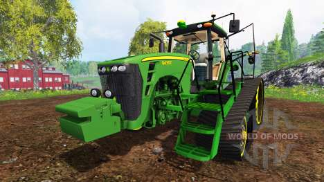 John Deere 8430T для Farming Simulator 2015