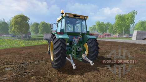 Buhrer 6135A для Farming Simulator 2015