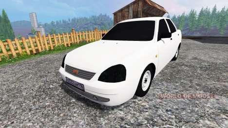 ВАЗ-2170 Лада Приора для Farming Simulator 2015