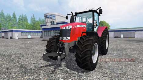 Massey Ferguson 7726 v2.0 для Farming Simulator 2015
