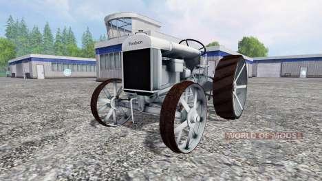 Fordson Model F 1917 v1.1 для Farming Simulator 2015