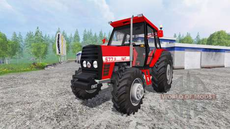 IMT 577 P v2.0 для Farming Simulator 2015
