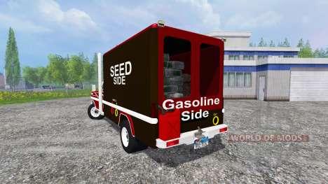 Ford F-100 [seed side] для Farming Simulator 2015