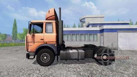 МАЗ-5432 для Farming Simulator 2015