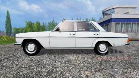Mercedes-Benz 200D (W115) 1973 v1.1 для Farming Simulator 2015