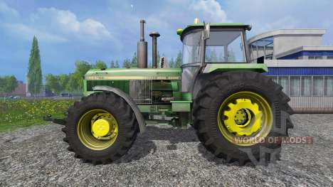 John Deere 4755 v3.0 для Farming Simulator 2015