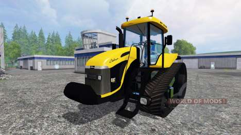 Challenger MT 875E для Farming Simulator 2015