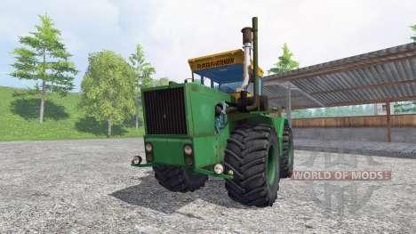 RABA Steiger 250 v2.1 для Farming Simulator 2015