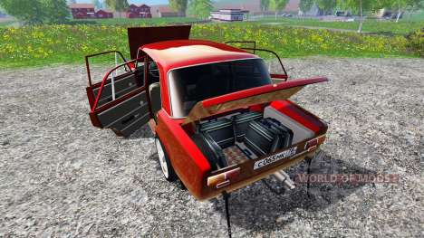 ВАЗ-2101 для Farming Simulator 2015