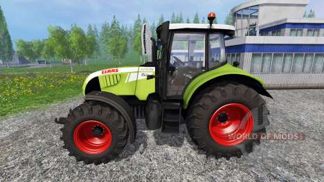 CLAAS Arion 620 v2.0 для Farming Simulator 2015