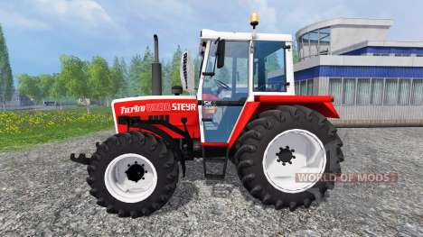 Steyr 8090A Turbo SK2 [normal] для Farming Simulator 2015