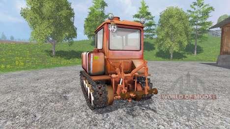 ДТ-75Н для Farming Simulator 2015