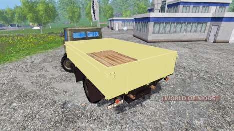 ГАЗ-66 для Farming Simulator 2015