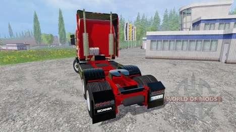 Scania T164 для Farming Simulator 2015