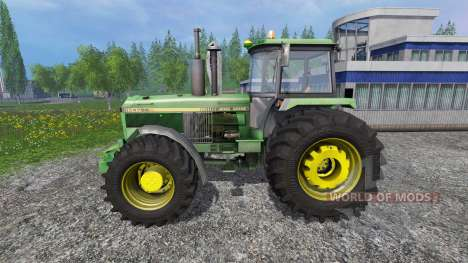 John Deere 4755 [terra] для Farming Simulator 2015
