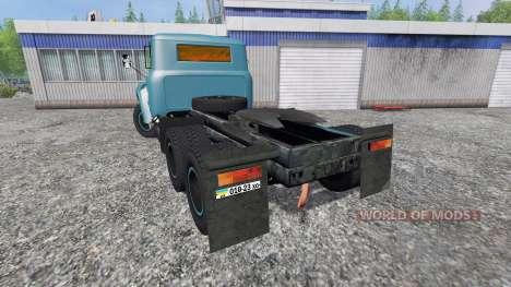 ЗиЛ-133Г1 для Farming Simulator 2015
