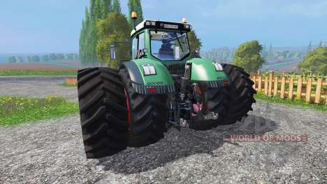 Fendt 1050 Vario [grip] v4.2 для Farming Simulator 2015