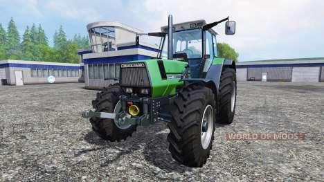 Deutz-Fahr AgroStar 6.31 v1.0.2 для Farming Simulator 2015