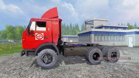 КамАЗ-5410 для Farming Simulator 2015