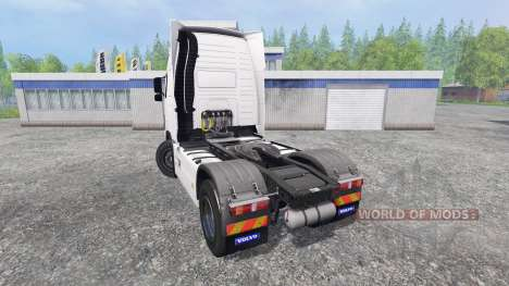 Volvo FH16 Mk.II v1.1 для Farming Simulator 2015