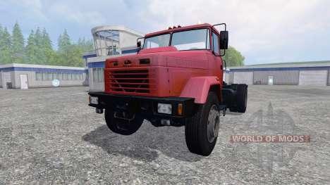 КрАЗ-5133 v1.1 для Farming Simulator 2015