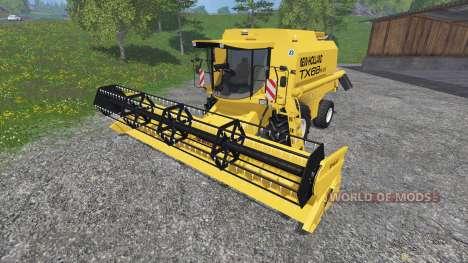 New Holland TX68 для Farming Simulator 2015