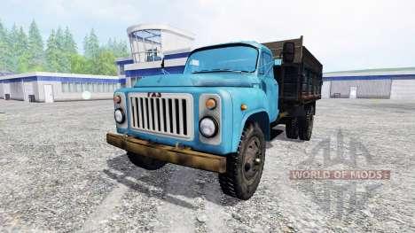 ГАЗ-53 [моющийся] для Farming Simulator 2015