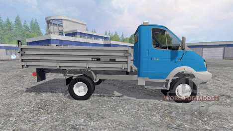ГАЗ-3310 для Farming Simulator 2015