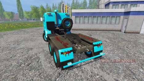 КамАЗ-54112 v2.0 для Farming Simulator 2015