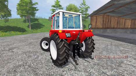 Steyr 8070A SK1 FL для Farming Simulator 2015